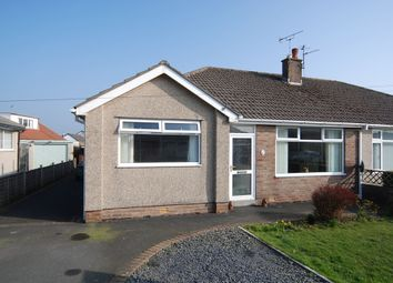 Thumbnail 2 bed semi-detached bungalow for sale in Savoy Gardens, Ulverston, Cumbria