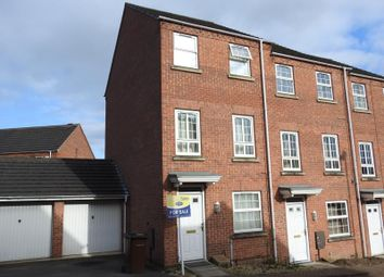 Thumbnail 3 bedroom end terrace house for sale in Davies Way, Deansgate, Nottingham