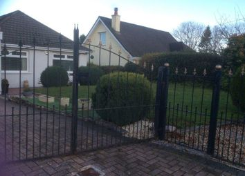 Thumbnail 4 bed detached bungalow for sale in Tai Mawr Way, Merthyr Tydfil