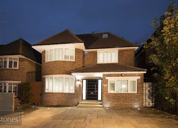 Thumbnail 5 bedroom detached house for sale in Connaught Drive, Temple Fortune, London