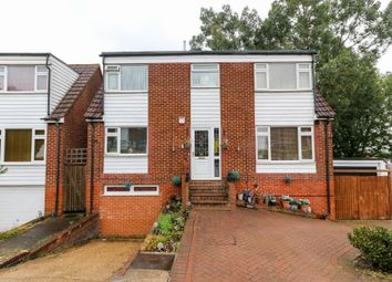 Thumbnail 3 bed detached house for sale in Arabia Close, London