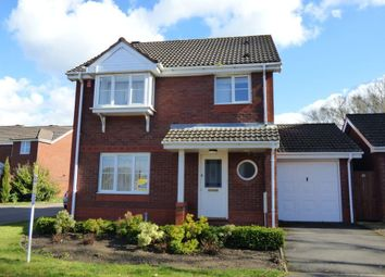 Thumbnail 3 bed detached house for sale in St Saviour's Rise, Frampton Cotterell, Bristol