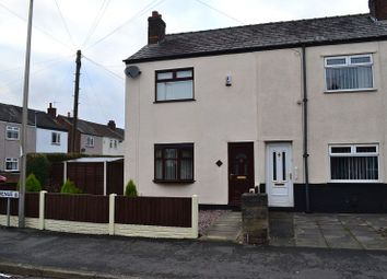 Thumbnail 2 bed end terrace house to rent in Morton Avenue, Poolstock
