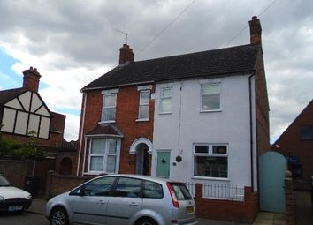 Thumbnail 3 bed end terrace house to rent in Stuart Road, Kempston, Bedford