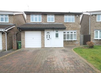 Thumbnail 4 bed detached house for sale in Rothley, Washington