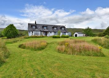Thumbnail 8 bed detached house for sale in Upper Scotstown, Strontian