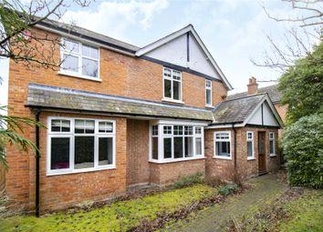 Thumbnail 4 bed detached house for sale in Wellington Road, Sandhurst, Berkshire