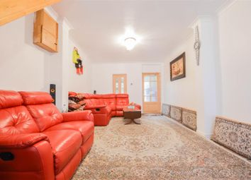 Thumbnail 2 bedroom terraced house for sale in Eastfield Road, Peterborough