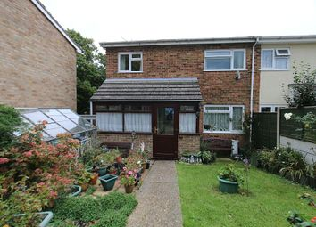 Thumbnail 3 bed end terrace house for sale in Valiant Road, Lordswood, Chatham, Kent