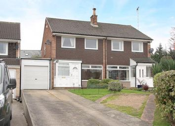 Thumbnail 3 bed semi-detached house for sale in Totley Grange Close, Sheffield, South Yorkshire
