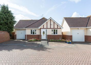 Thumbnail 2 bedroom detached bungalow for sale in Hamstel Mews, Hamstel Road, Southend-On-Sea