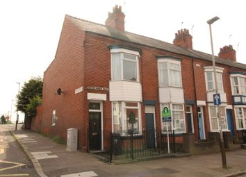 Thumbnail 2 bed terraced house to rent in Haddenham Road, Leicester