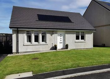 Thumbnail 2 bed bungalow for sale in Larch Crescent, Alness