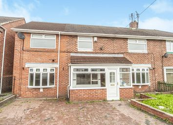 Thumbnail 5 bed semi-detached house for sale in Grenfell Square, Grindon, Sunderland