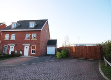 Thumbnail 4 bed semi-detached house for sale in Hazelmere Avenue, Buckshaw Village, Chorley