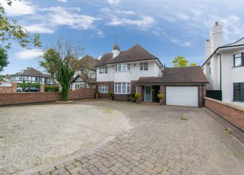 Thumbnail 4 bed detached house for sale in Leicester Road, Leicester