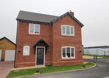 Thumbnail 4 bed detached house for sale in Hopton Park, Nesscliffe, Shrewsbury