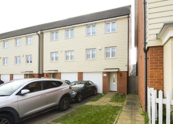 Thumbnail 4 bed semi-detached house to rent in Kenbury Drive, Slough