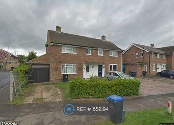 Thumbnail 3 bed semi-detached house to rent in Elmbridge Lane, Woking