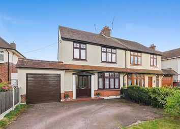 Thumbnail 3 bed semi-detached house for sale in Writtle Road, Chelmsford