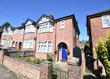 Thumbnail 3 bed end terrace house for sale in Strathmore Avenue, Luton