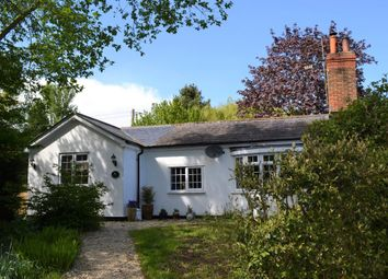 Thumbnail 2 bed semi-detached bungalow for sale in Midgham Green, Midgham, Reading
