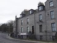 Thumbnail 3 bed flat to rent in Trinity Court, Crown Street, Aberdeen