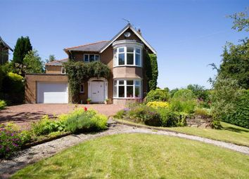 Thumbnail 4 bed detached house for sale in Ryecroft Way, Wooler, Northumberland