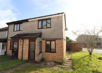 Thumbnail 2 bed end terrace house to rent in Primrose Close, Torpoint