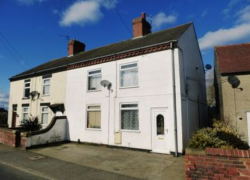 Thumbnail 4 bedroom end terrace house for sale in Derby Road, Eastwood, Nottingham