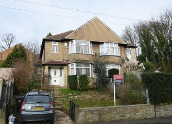 Thumbnail 3 bed semi-detached house for sale in Woodhouse Hall Road, Huddersfield