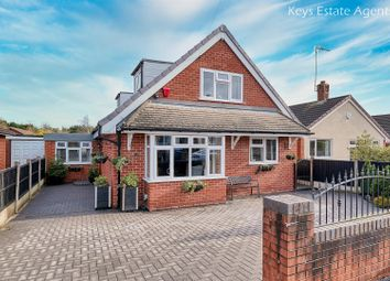 Thumbnail 3 bed detached house for sale in Barlstone Avenue, Blythe Bridge, Stoke-On-Trent