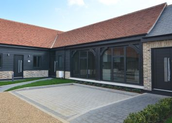 Thumbnail 2 bed barn conversion for sale in Kemps Farm Mews, Plot 9, Dennises Lane, South Ockendon, Essex