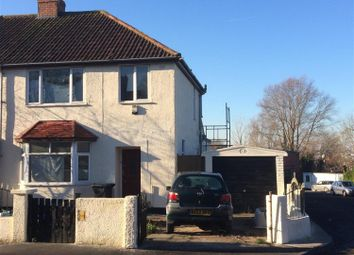 Thumbnail 3 bed semi-detached house to rent in Gordon Road, Whitehall, Bristol