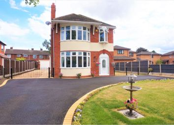 Thumbnail 3 bedroom detached house for sale in Holt Road, Wrexham