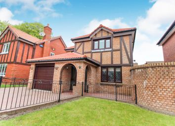 Thumbnail 4 bed detached house for sale in Woodcroft Gardens, Bridge Of Don, Aberdeen