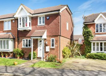 Thumbnail 3 bed end terrace house for sale in Stanmore, Middlesex