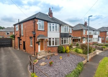 Thumbnail 3 bed semi-detached house for sale in Chelwood Avenue, Leeds, West Yorkshire