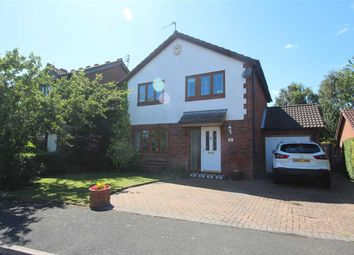 Thumbnail 4 bed detached house for sale in Lincoln Road, Northburn Green, Cramlington