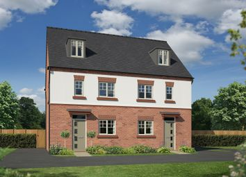 Thumbnail 4 bed semi-detached house for sale in Parkfield Road, Newbold On Avon, Rugby