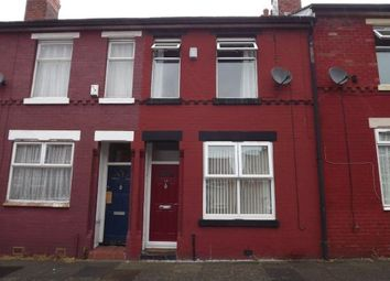 Thumbnail 2 bed terraced house for sale in Boscombe Street, Reddish, Stockport, Greater Manchester