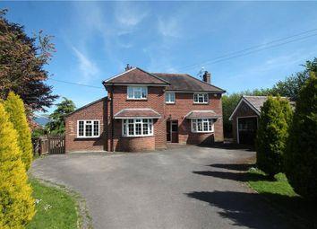 Thumbnail 4 bed detached house for sale in Back Lane, Kingston, Sturminster Newton, Dorset