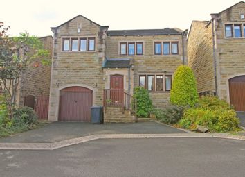 Thumbnail 4 bed detached house for sale in Wickleden Gate, Scholes, Holmfirth
