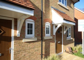Thumbnail 2 bed semi-detached house to rent in Phillips Close, Wokingham