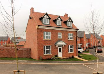 Thumbnail 5 bed detached house for sale in Centenary Way, Droitwich