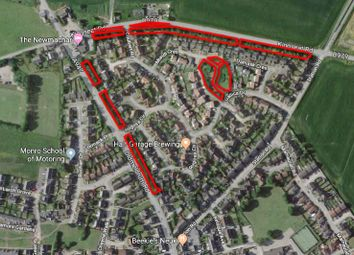 Thumbnail Land for sale in Sites At Kingseat Rd, Newmachar, Aberdeen AB210Nh