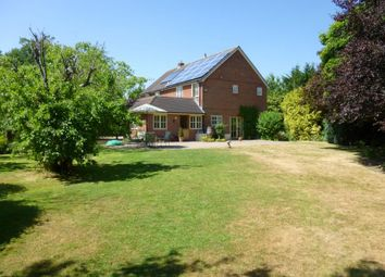 Thumbnail 5 bed detached house to rent in Goddards Lane, Sherfield On Loddon, Hampshire