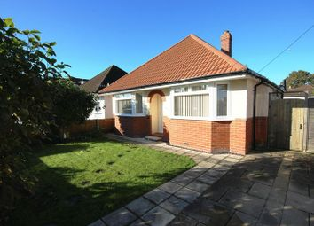 Thumbnail 3 bed detached bungalow for sale in Northlands Road, Totton, Southampton