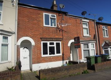 Thumbnail 2 bed terraced house to rent in Earls Road, Southampton