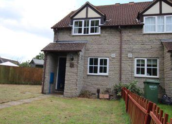 Thumbnail 2 bedroom property to rent in Ferndene, Bradley Stoke, Bristol